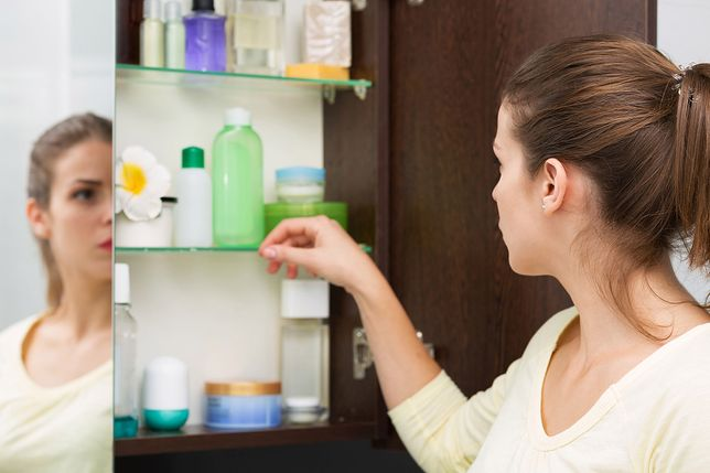 Przechowywanie kosmetyków w miejscach do tego przeznaczonych przedłuży ich trwałość
