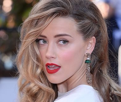 Amber Heard blisko zmiany płci