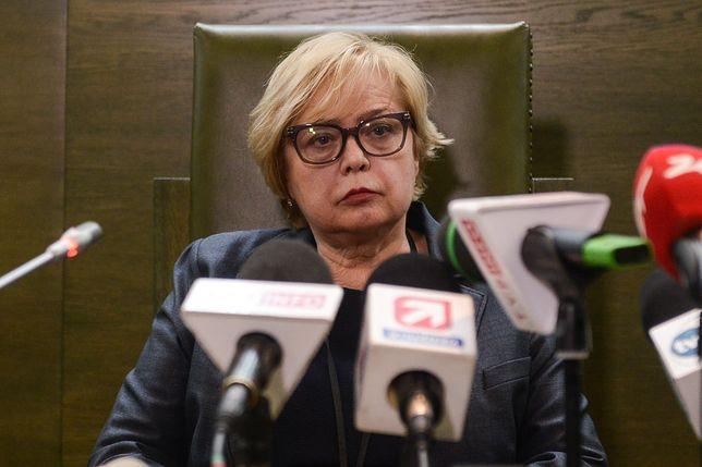 Małgorzata Gersdorf nie złożyła wniosku do prezydenta