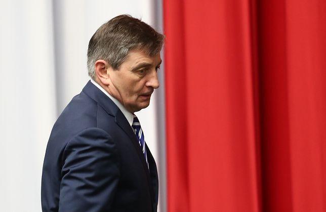 Opozycja twierdzi, że marszałek Kuchciński łamie jej prawa