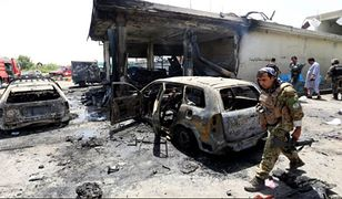 Zamach w Afganistanie. Większość ofiar to dzieci