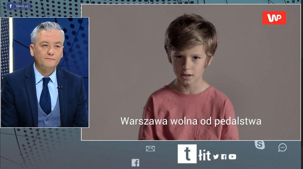 Robert Biedroń wstrząśnięty spotem WP. Zaskakujące słowa o Jarosławie Kaczyńskim