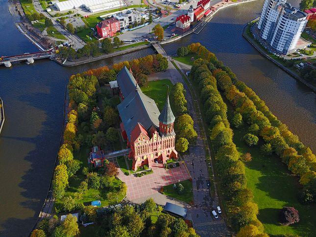 W Kaliningradzie odkryli, że wyspa w środku miasta nie istnieje