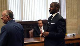 R. Kelly nie stawił się na rozprawę w sądzie