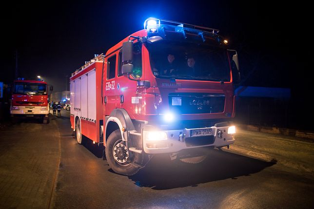Przyczyny pożaru określi biegły z zakresu pożarnictwa