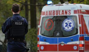 Postrzelone dziecko pod Łomżą. 8-latki wzięły broń