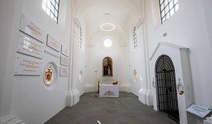 Bielsko-Biała. Kaplica św. Anny odzyskała blask, ale zwiedzać jeszcze nie można