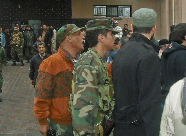 Trzy samobójcze zamachy w Libii. Co najmniej 45 zabitych