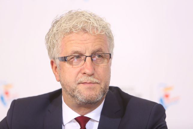 Jacek Wojciechowicz pojechał do Raciborza, by opiekować się poturbowanym ojcem