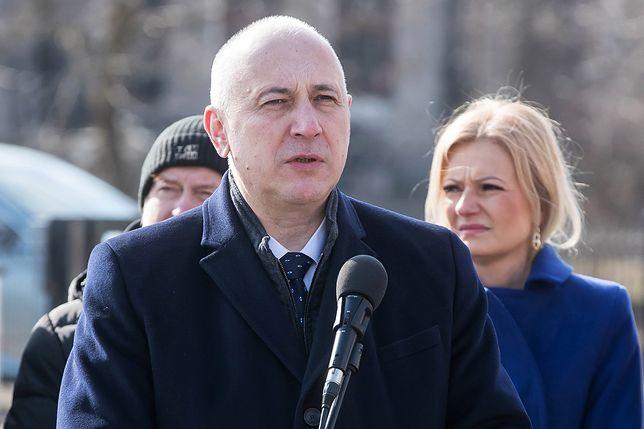 Minister Brudziński o porwaniu w Białymstoku
