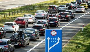 Przez remont autostrady A4 kierowcy muszą liczyć się z utrudnieniami
