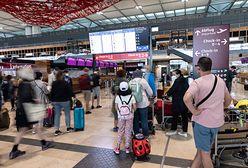 Niemcy. Chaos na lotniskach