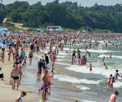 W tym roku po raz kolejny najpopularniejszą miejscowością nad polskim morzem okazało się Władysławowo