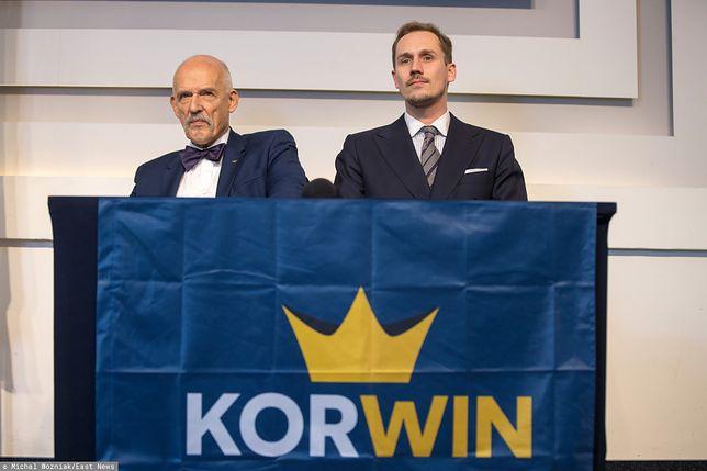 Pieniądze pochodziły z subwencji partii KORWiN. Przyznano jej ok. 4,2 mln zł rocznie