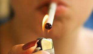Bierne palenie powoduje tycie