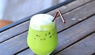 Zielona herbata poprawia metabolizm