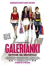 """Polski Box Office: """"Galerianki"""" nadal na szczycie"""