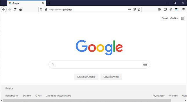 Google od lat na pierwszym miejscu
