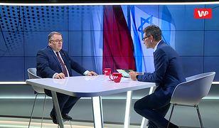 Andrzej Dera odpowiada Cimoszewiczowi: bzdura!