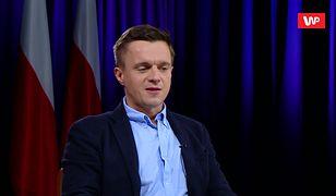 """Publicyści o wyniku wyborczym KO i Schetynie. """"Wyczerpany skrajnie człowiek"""""""