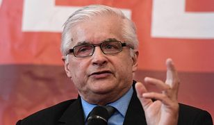 Włodzimierz Cimoszewicz, były premier, a obecnie europoseł