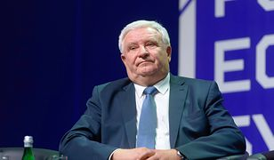 Kazimierz Kujda, były prezes NFOŚiGW