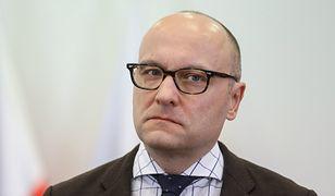 Kamil Zaradkiewicz, według Waldemara Żurka, nie powinien być traktowany jako sędzia SN