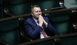"""Wybory prezydenckie 2020. Zdaniem Przemysława Czarnka dochodzi do """"drwiny z państwa"""""""