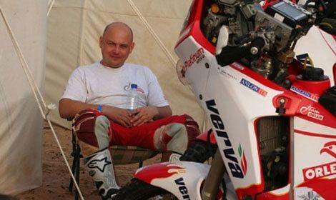 Rajd Dakar 2009: drugie miejsce Czachora