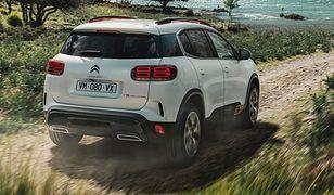 Citroën C5 Aircross napędza Francuzów. Podjęli słuszną decyzję