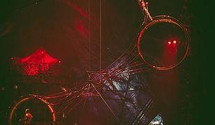 Cirque du Soleil - Kooza - magiczne przedstawienie