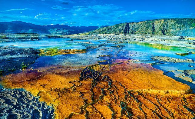 Atrakcje USA - Park Narodowy Yellowstone, Wyoming