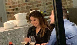 Beata Tadla przyłapana na randce z nowym chłopakiem. Upojną noc zakończyli w hotelu