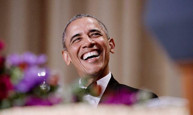 Obraz z wizerunkiem Baracka Obamy zawiśnie w Galerii Portretów