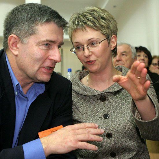 Brygida Kuźniak nową przewodniczącą Partii Demokratycznej
