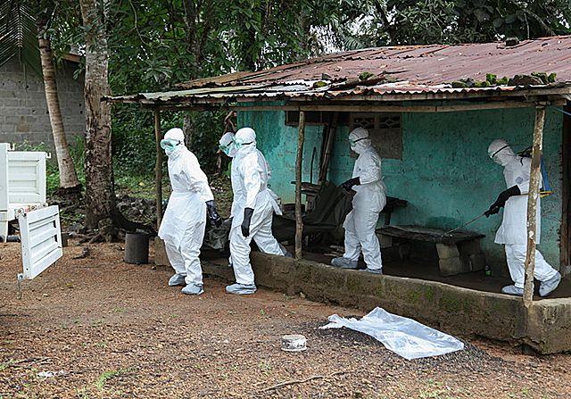 Ebola atakuje. Użyją eksperymentalnych leków - zdjęcia