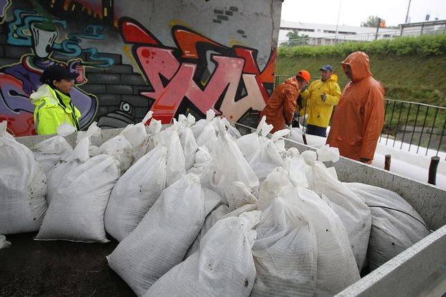 Gdańsk szykuje się na ulewy. Aleksandra Dulkiewicz powołała sztab kryzysowy