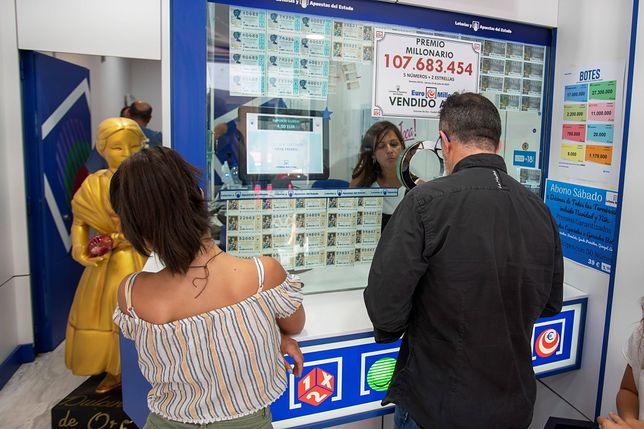 Policja rozwikłała zagadkę wygranej na hiszpańskiej loterii sprzed siedmiu lat
