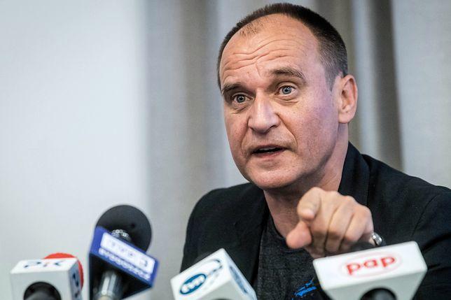 Nietypowa reakcja Pawła Kukiza na nominację Adama Andruszkiewicza
