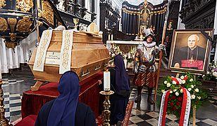 Ostatnie pożegnanie abp. Tadeusza Gocłowskiego