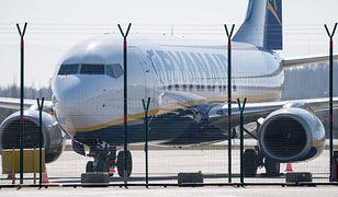 Ryanair reaguje na koronawirusa. Bezpłatna zmiana rezerwacji