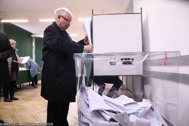 Pomysł Kaczyńskiego okazał się błędem