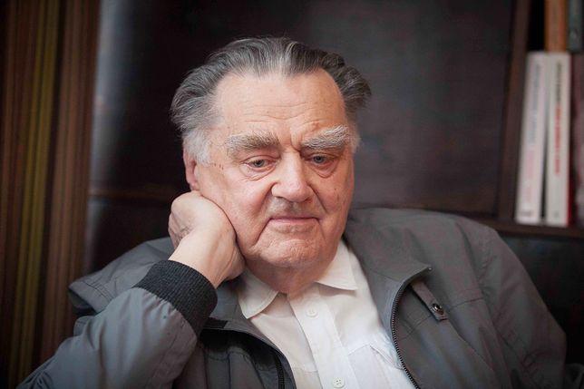 Były premier Jan Olszewski po raz kolejny trafił do szpitala