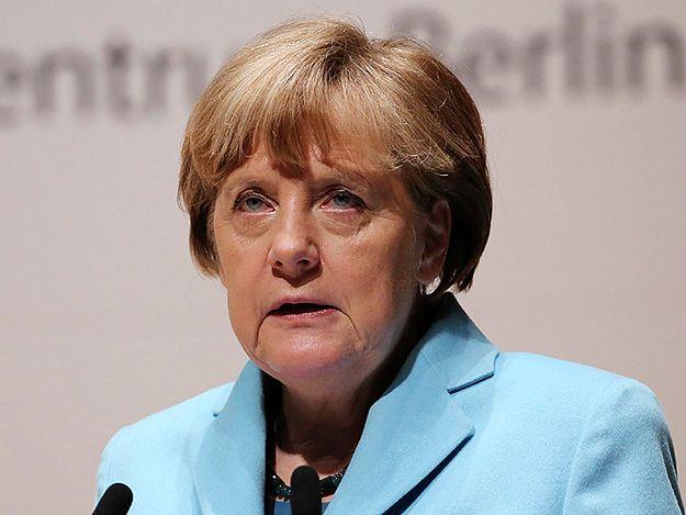 Angela Merkel popiera pomysł wspólnej armii europejskiej