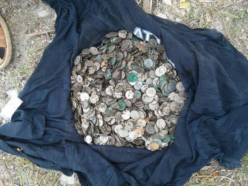 Skarb w klasztorze. Miliony monet z okresu II RP