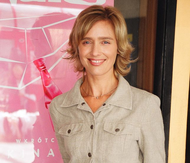 Monika Luft była gwiazdą TVP. Teraz pracuje dla ministerstwa