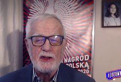 """Jan Pietrzak kpi ze Strajku Kobiet. """"Panowie, nie zapładniamy"""""""