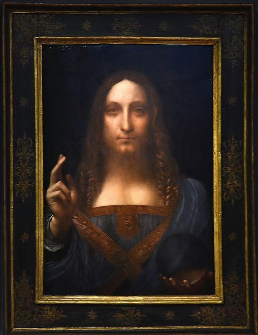 To jedyny obraz mistrza Leonarda, który pozostał w prywatnych rękach.