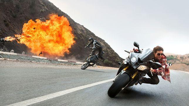 """Tom Cruise zaakceptował kolejną """"Mission: Impossible"""""""