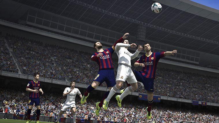 Xbox One sam zadba o zapisanie najlepszych akcji w FIFA 14